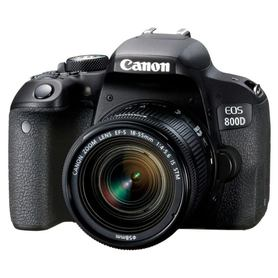 зеркальный фотоаппарат Canon EOS 800D Kit 18-55 IS STM Canon