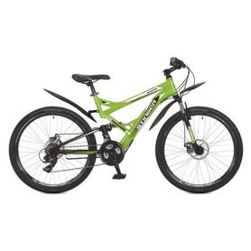 "Велосипед Stinger 26"" Versus D; 20""; зеленый; Stinger bike"