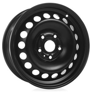 Диск Magnetto Skoda Octavia 6.0xR15 5x112 ET43 d57.1 black (15004 AM) Magnetto