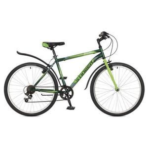 "Велосипед Stinger Defender 26"", рама 20, зеленый Stinger bike"