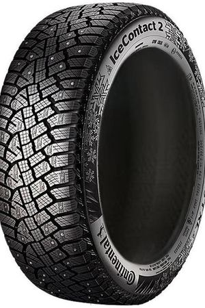 Шина Continental ContiIceContact 2 215/50 R17 95T шип