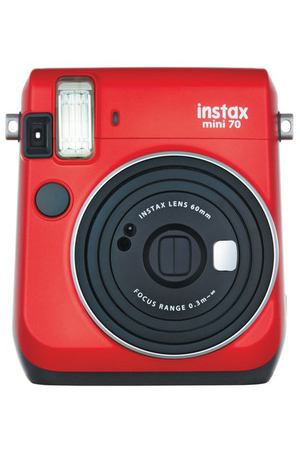 "Фотоаппарат ""Instax Mini 70 Red"""