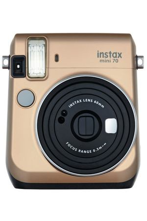 "Фотоаппарат ""Instax Mini 70 Gold"""