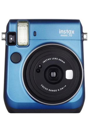 "Фотоаппарат ""Instax Mini 70 Blue EX"""