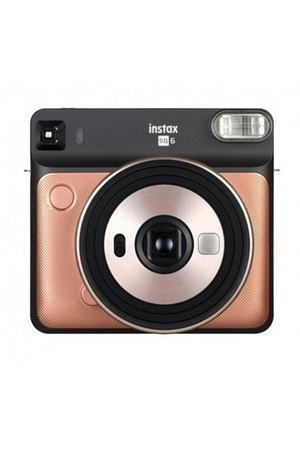 "Фотоаппарат ""Instax SQ 6 Blush Gold EX D"""