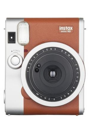 "Фотоаппарат ""Instax Mini 90 Brown"""