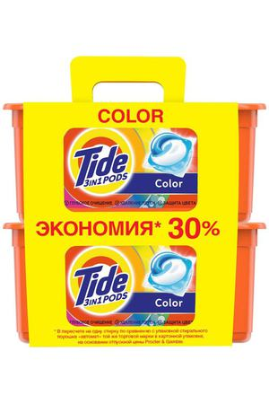 Капсулы для стирки Tide Color 30+30 шт.