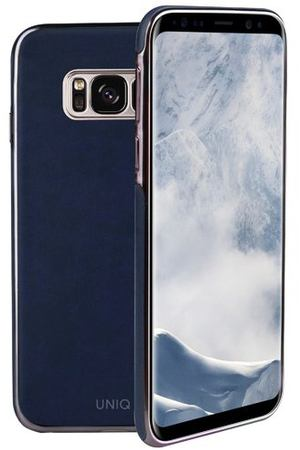 "Чехол для Galaxy S8 Plus"" Glacier Luxe Navy blue"""