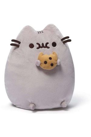 "Мягкая игрушка ""Pusheen With Cookie"""