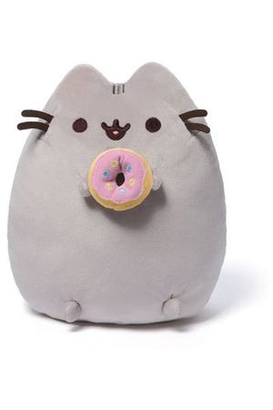 "Мягкая игрушка ""Pusheen With Donut"""