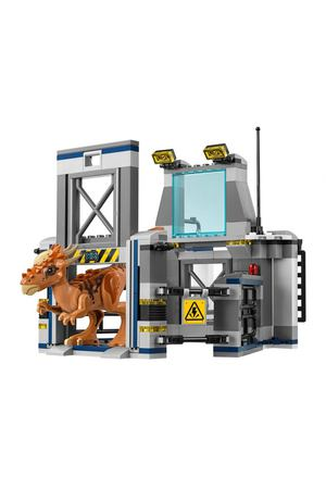 Конструктор Lego Jurassic World 75927 Мир Юрского Периода Побег стигимолоха из лаборатории