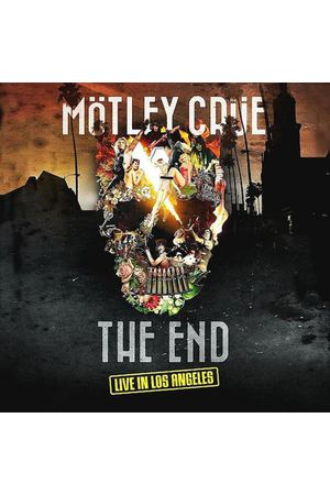 Motley Crue - The End. Live In Los Angeles