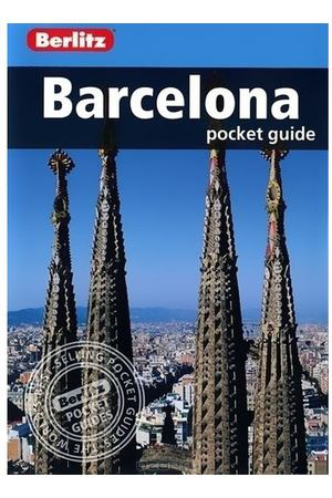 Barcelona: Berlitz Pocket Guide