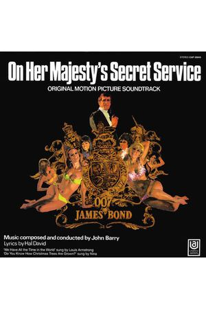 OST On Her Majesty's Secret Service