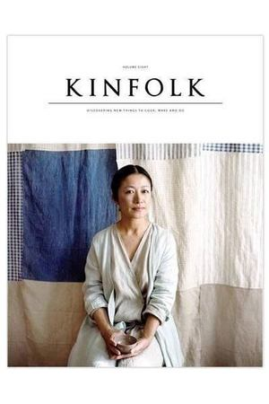 Журнал Kinfolk vol. 8