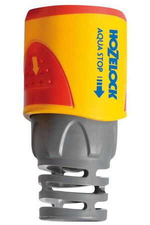 Коннектор для шланга Hozelock Aquastop Plus 2055 1/2