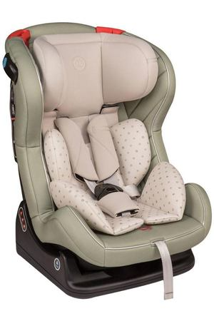 Автокресло Happy Baby Passenger V2, группа 0/1/2 (0-25кг) Green