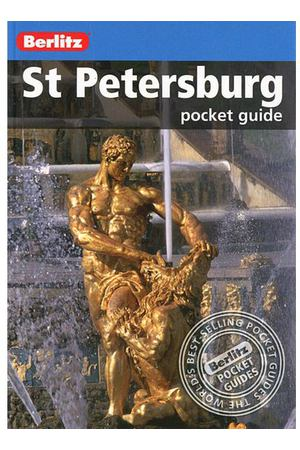 St Petersburg: Berlitz Pocket Guide