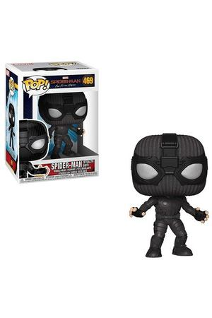 "Фигурка POP! Bobble. Marvel ""Spider-Man: Far From Home. Spider-Man. Stealth Suit"""