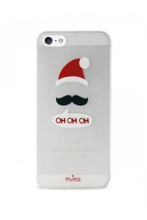 "Чехол для iPhone 5/5S ""UltrA-Slim '0.3' Сhristmas Oh! Oh! Oh!"""