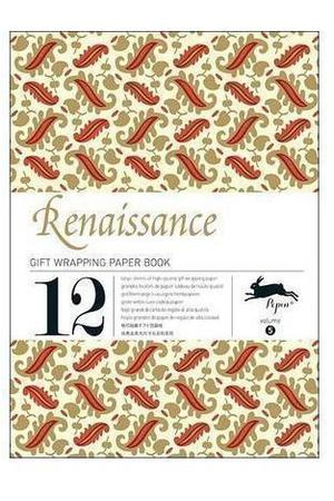 Gift Wrapping Paper Book. Renaissance