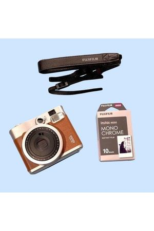 "Фотоаппарат""Instax Mini 90 Gift Box Brown"""