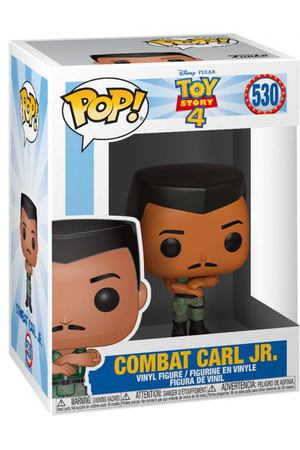 "Фигурка POP! Disney ""Toy Story 4. Combat Carl Jr."""