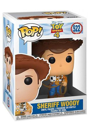 "Фигурка POP! Disney ""Toy Story 4. Woody"""