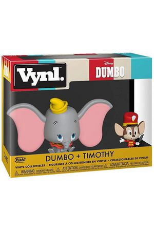 "Фигурка ""Disney Dumbo. Dumbo & Timothy"""