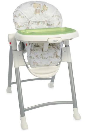 Стульчик Graco Contempo Spring Lime