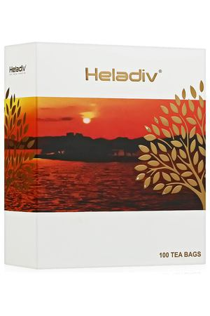 чай Heladiv HQ BLACK TEA, 100 пак