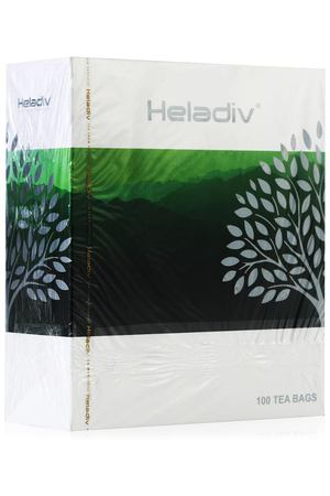 чай Heladiv HQ GREEN TEA, 100 пак