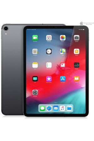 "Планшет Apple iPad Pro 11"" 64Gb Wi-Fi + Cellular Space Grey, MU0M2RU/A"