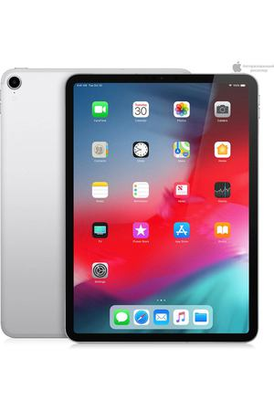 "Планшет Apple iPad Pro 11"" 64Gb Wi-Fi + Cellular Silver, MU0U2RU/A"