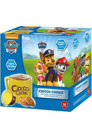 капсулы MUST PAW PATROL Ciocco Cookie