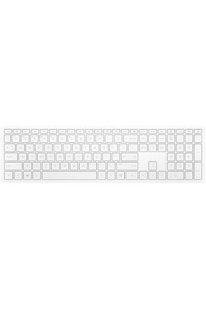 клавиатура HP Pavilion Wireless Keyboard 600, White USB [4CF02AA]