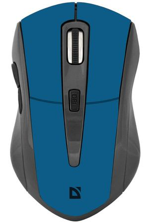 мышь Defender Accura MM-965 USB, blue