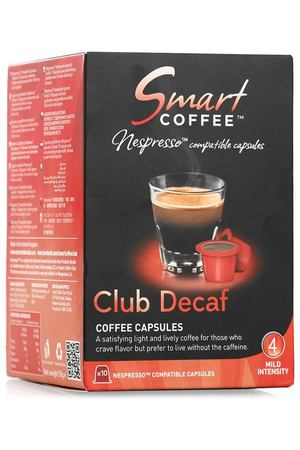 капсулы Smart Coffee Club Dekaf