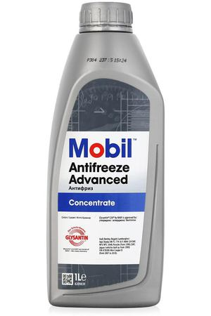 Антифриз Mobil ADVANCED красный, 1 л