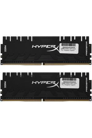 DIMM DDR4, 16ГБ (2x8ГБ), Kingston HyperX Predator, HX430C15PB3K2/16