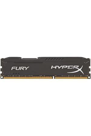 DIMM DDR3, 8ГБ, Kingston HyperX FURY black, HX316C10FB/8