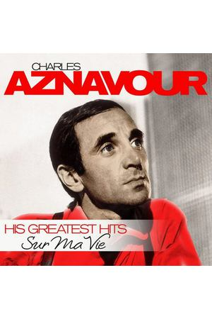Charles Aznavour - Sur Ma Vie. His Greatest Hits