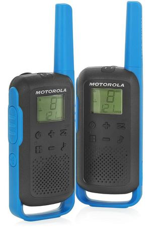 радиостанция Motorola Talkabout T62 blue
