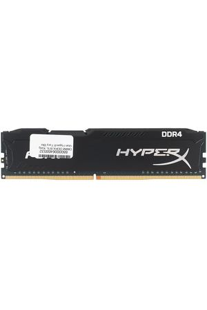 DIMM DDR4, 8ГБ, Kingston HyperX Fury Black, HX429C17FB2/8