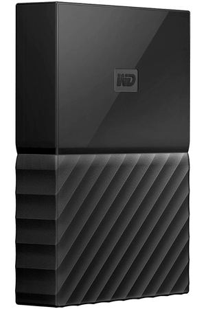 Western Digital My Passport Game, WDBZGE0020BBK-WESN, 2ТБ, черный