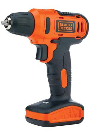 шуруповерт Black  Decker LD12SP-RU