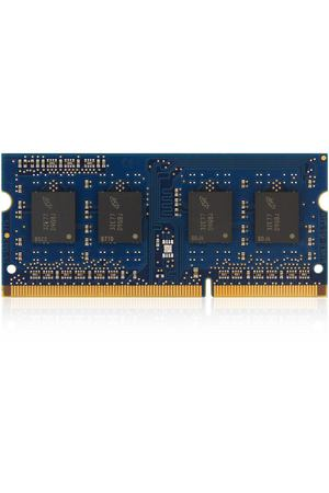 SO-DIMM DDR3L, 4ГБ, Kingston, KVR16LS11/4