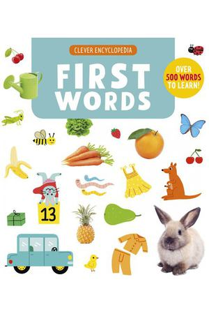 First Words. Clever Encyclopedia