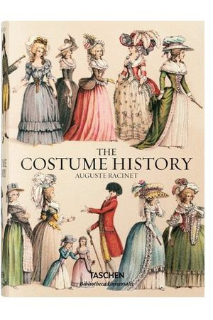 The Costume History by Auguste Racinet