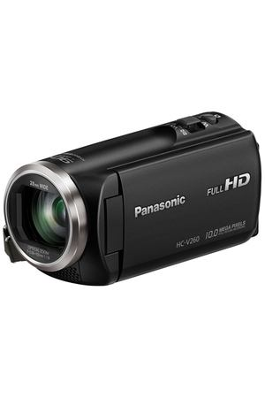Видеокамера Full HD Panasonic HC-V260 Black